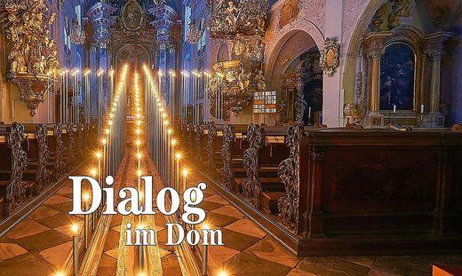 Foto Dialog im Dom